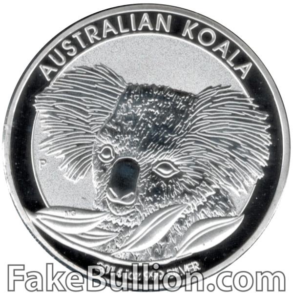 2014 Australian Koala 1 Ounce Silver Coin