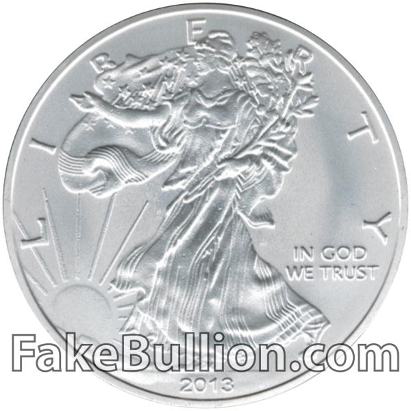 2013 American Silver Eagle 1 Ounce Coin