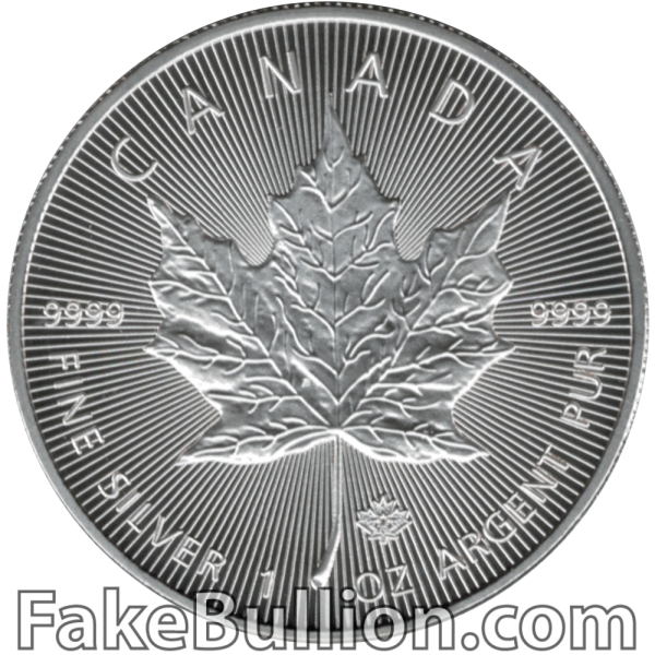 2015 Canadian Silver Maple 1 Ounce Silver Coin